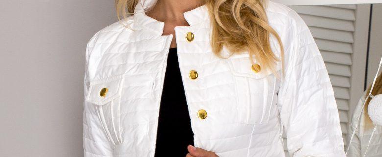Przejściowa kurtka damska